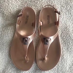 Michael Kors  Mira Jelly Sandals